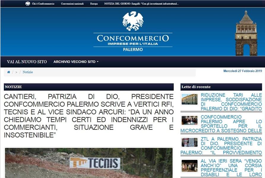 Patrizia Di Dio scrive ai vertici RFI, Tecnis e vice sindaco Arcuri