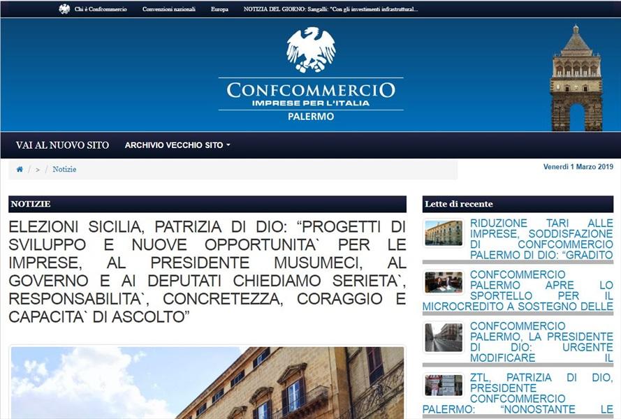 Patrizia Di Dio su elezioni regionali in Sicilia