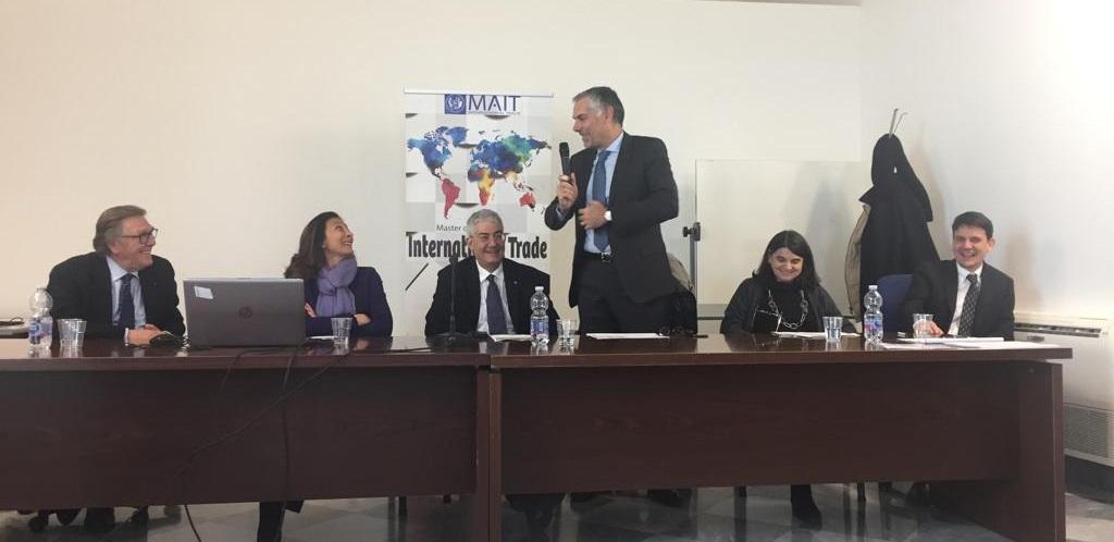"""All'Universita' di Palermo la terza edizione del """"path of excellence in international trade"""", tra i partner Confcommercio Palermo"""
