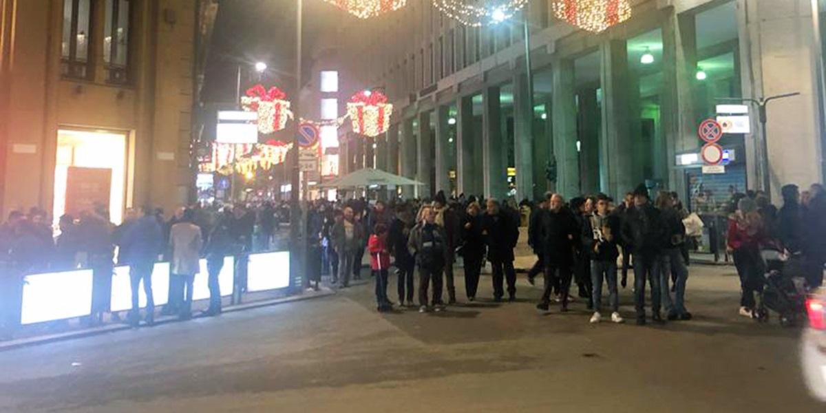 Primo weekend di saldi, Patrizia Di Dio, Confcommercio Palermo: bene primo esperimento delle guardie giurate per i commercianti, ringraziamo per il grande impegno tutte le forze dell'ordine