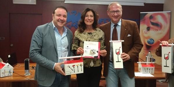 Antonio Cottone, Patrizia Di Dio, Dario Pistorio - Anche a Palermo arriva il Rimpiattino