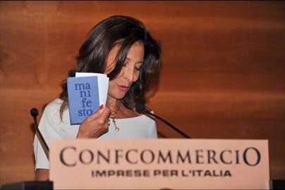 Assemblea Terziario Donna Confcommercio 2021: il mio intervento integrale